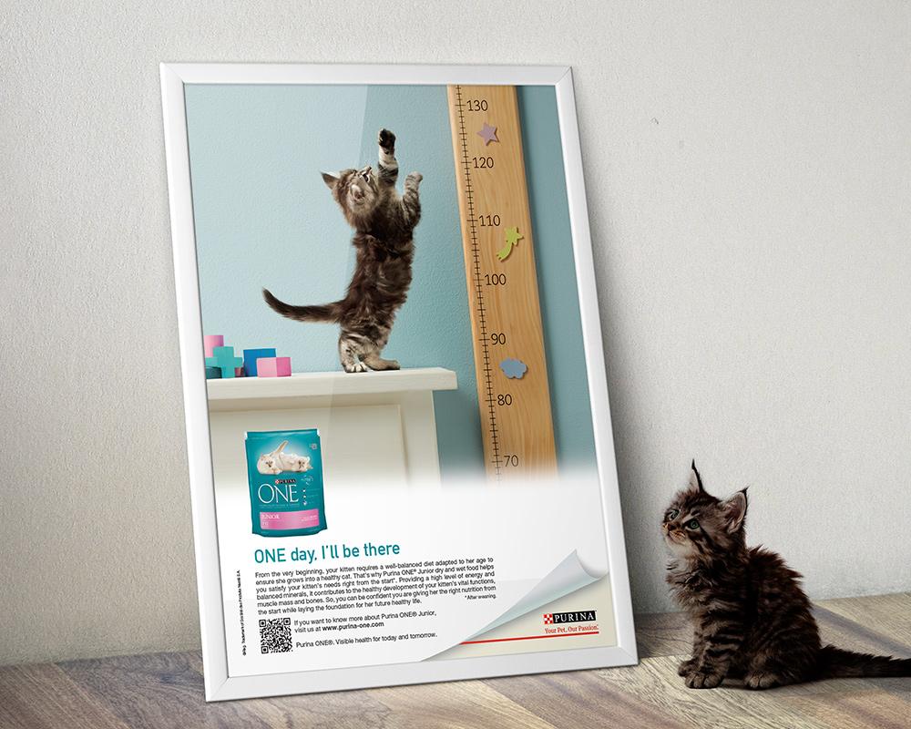 purina purina one cat audrey beullier graphic designer. Black Bedroom Furniture Sets. Home Design Ideas